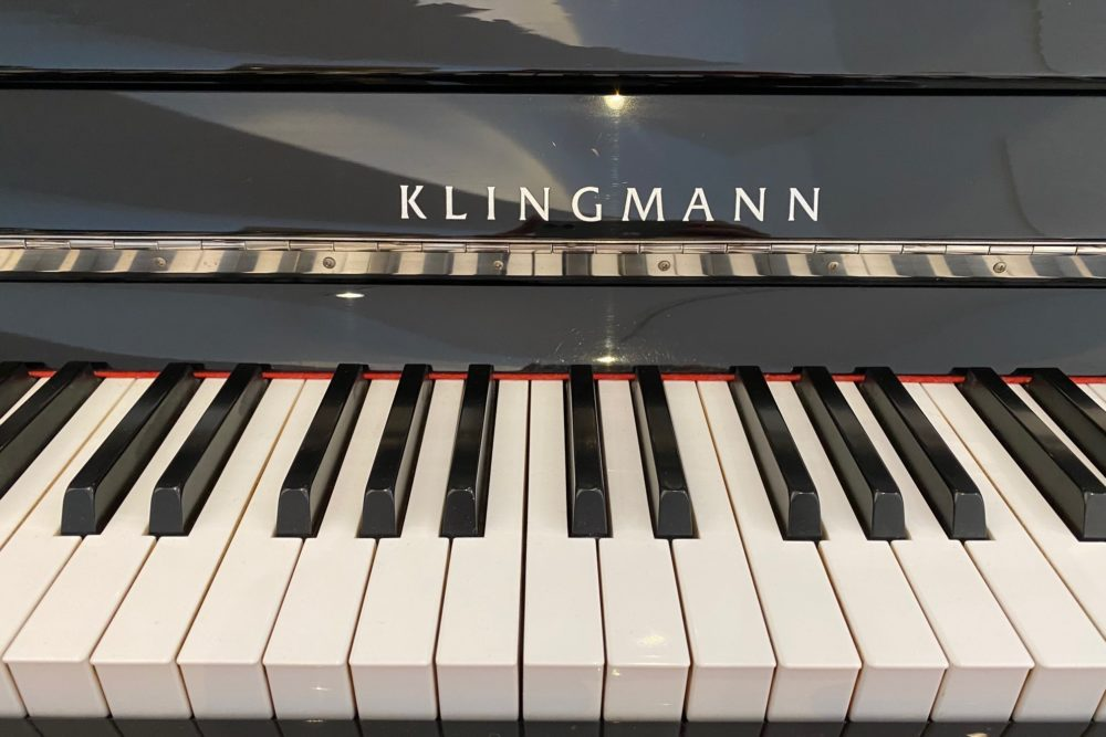 Klingmann Klaviertasten