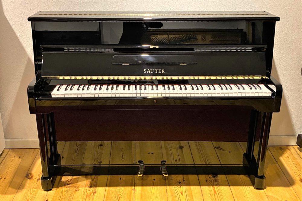 Sauter Klavier Konsole