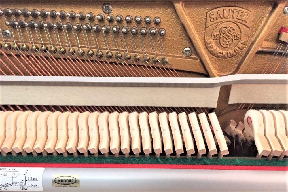 Sauter Klaviermechanik