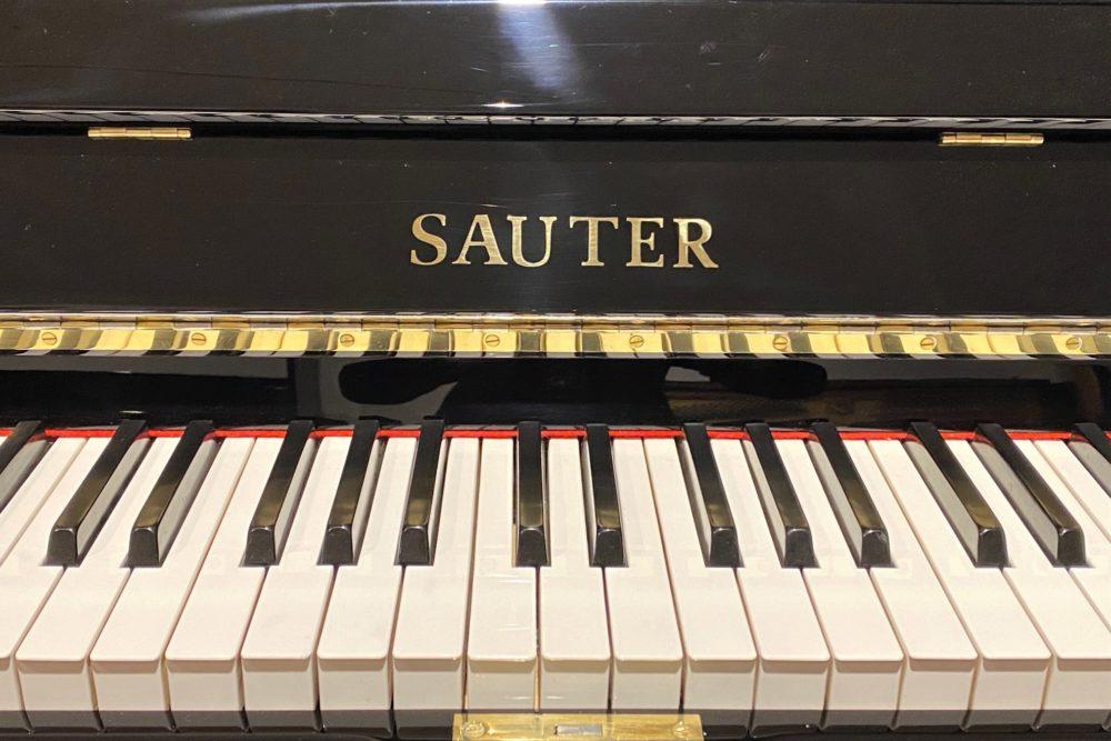 Sauter Klaviertasten