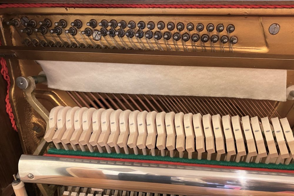 Trautwein Klaviermechanik