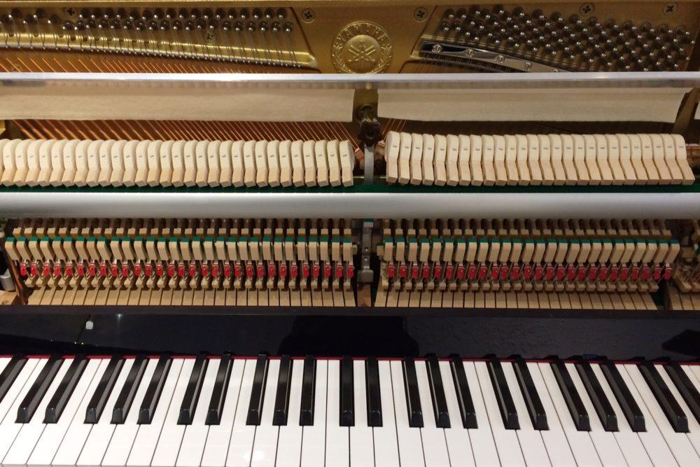 Yamaha Klavier Mechanik