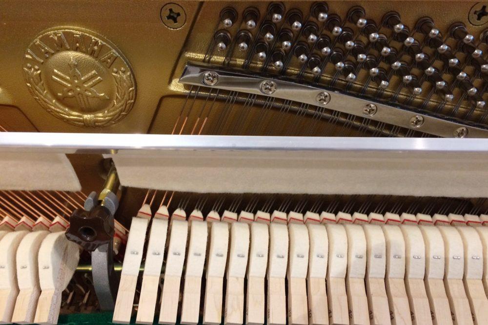 Yamaha MJ5 Klavier Mechanik