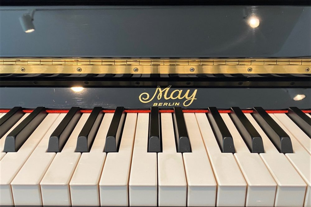 May Berlin Klaviertastatur