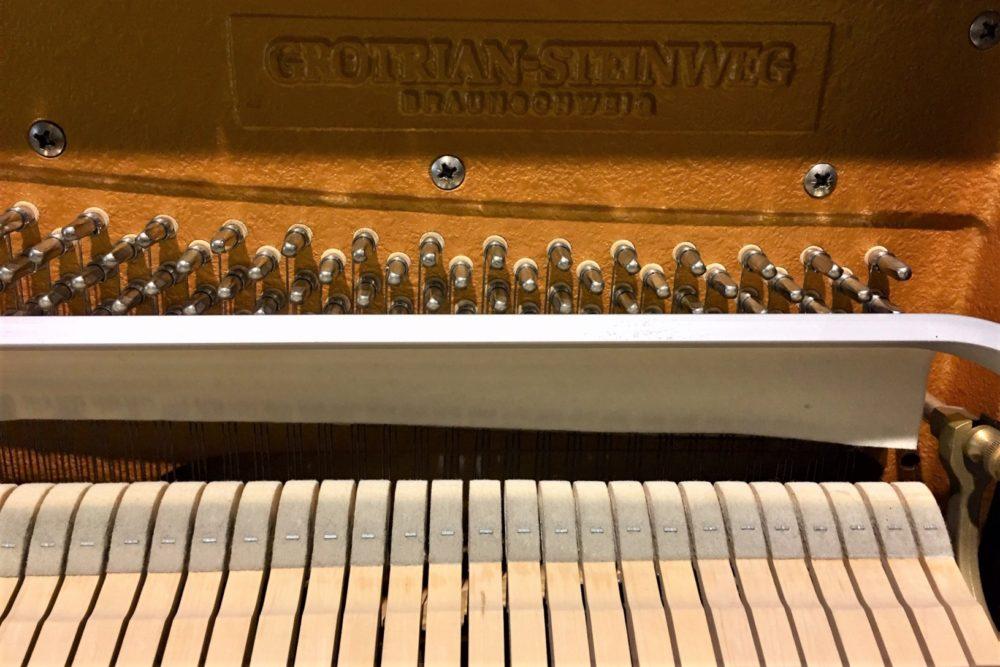 Grotrian-Steinweg-Klaviermechanik
