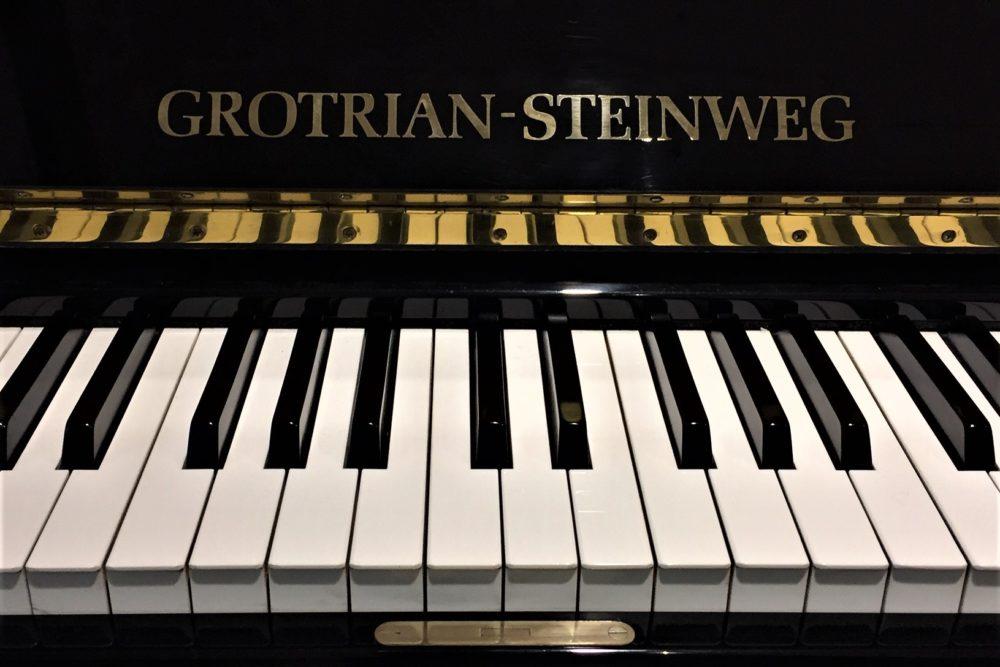 Grotrian-Steinweg-Klaviertasten
