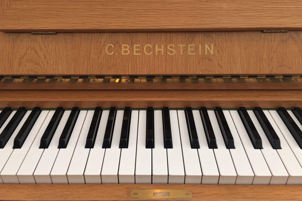 C.Bechstein Klaviertasten