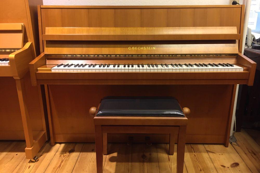 C.-Bechstein-Klavier
