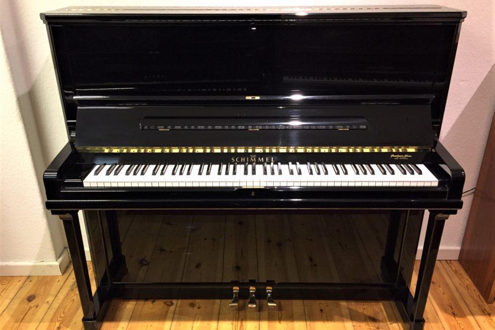 Schimmel-Klavier-Modell-C130