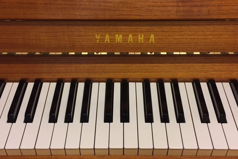 Yamaha-Klaviertastatur