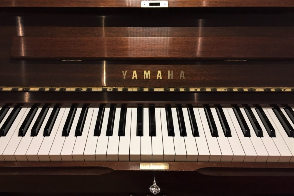 Yamaha-Klavier-Modell-U1