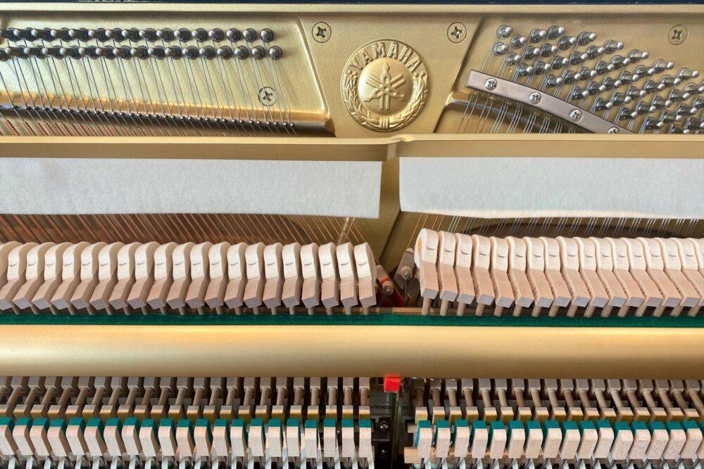 Yamaha-U1-Klaviermechanik