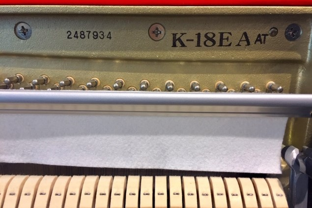 Kawai-Klavier-K-18EA