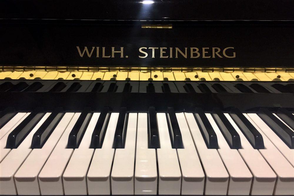 Wilhelm-Steinberg-Klaviertastatur