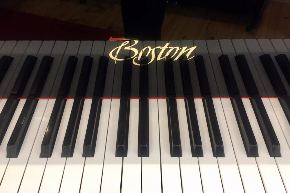 Boston-Fluegel-Tastatur