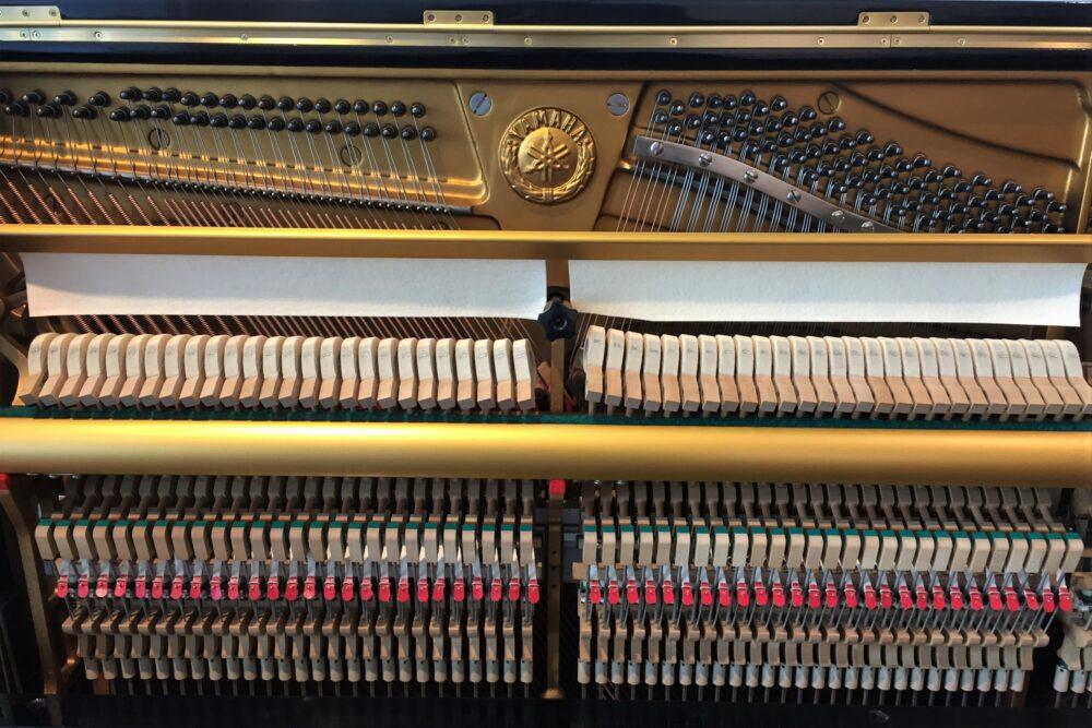 Yamaha-U3-Klaviermechanik
