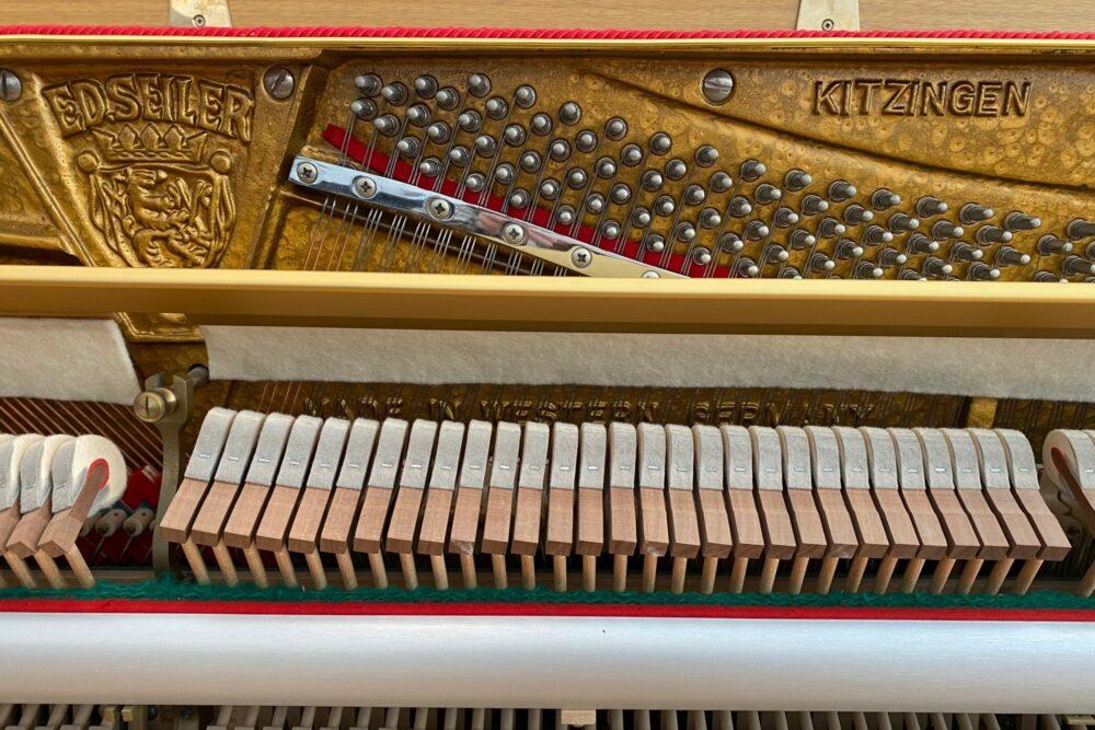 Seiler-Klaviermechanik