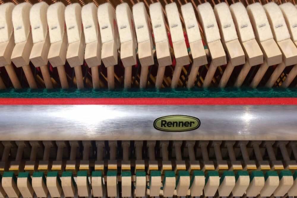 Grotrian-Steinweg Klavier-Renner-Mechanik