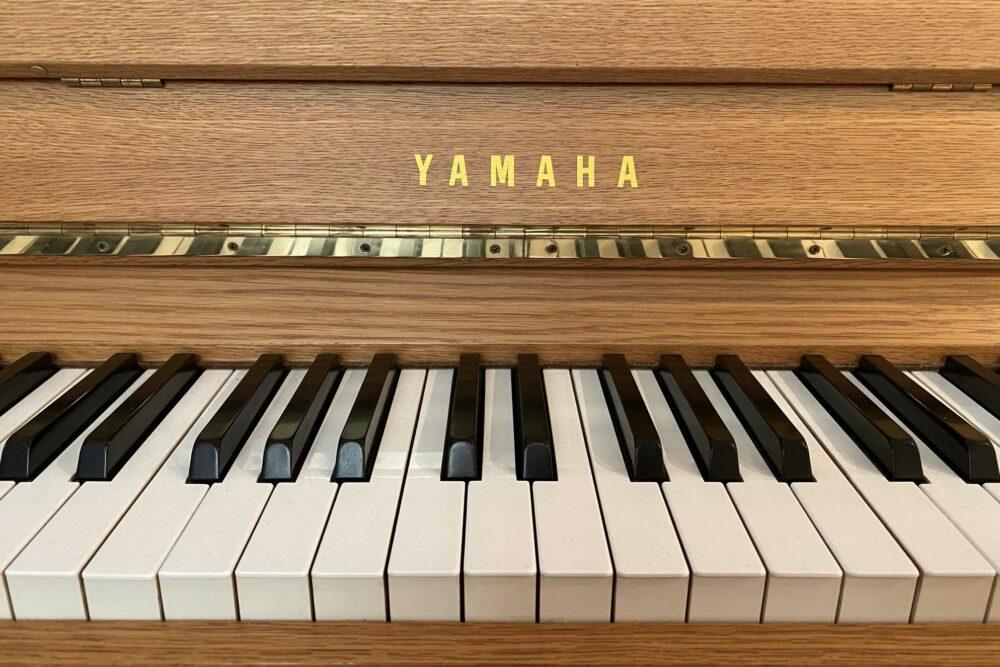 Yamaha-Pianotastatur