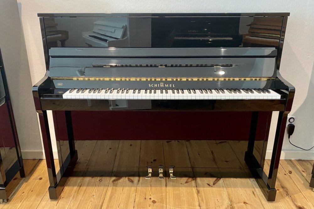 Schimmel-Klavier-C116-Tradition