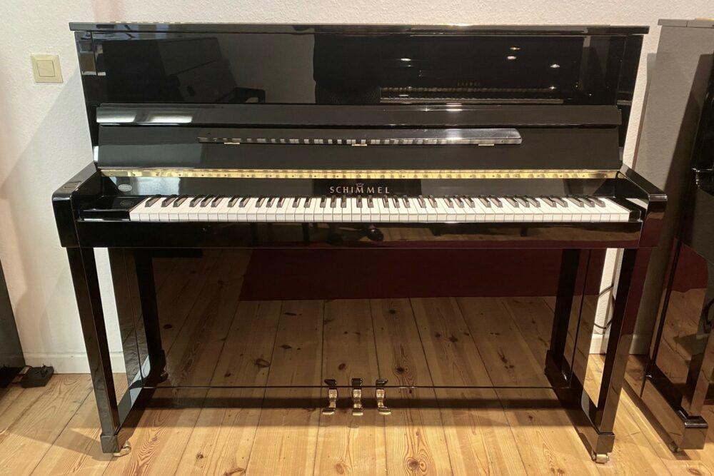 Schimmel-Klavier-C121-Tradition