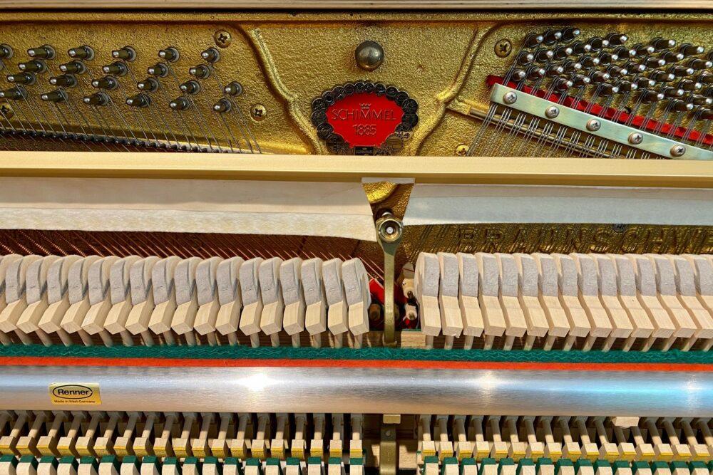 Schimmel-Klaviermechanik-Renner