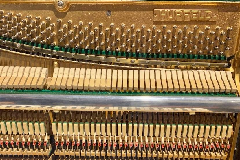 Hupfeld-Klaviermechanik