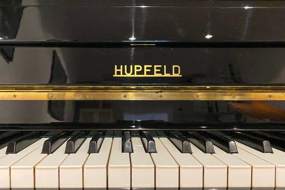 Hupfeld-Klaviertastatur