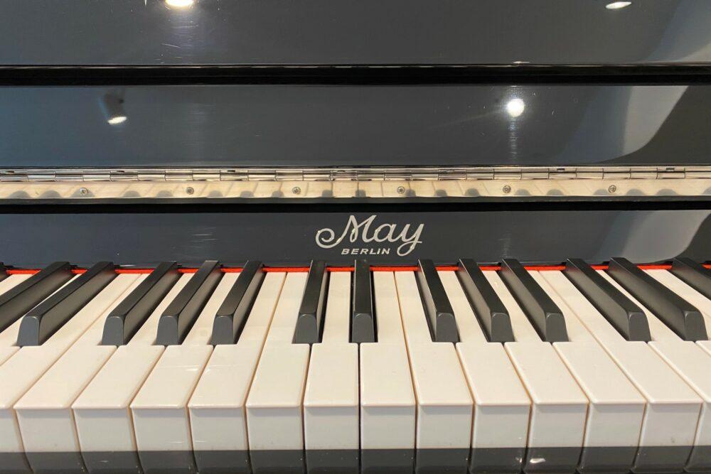 May-Berlin-Klaviertastatur