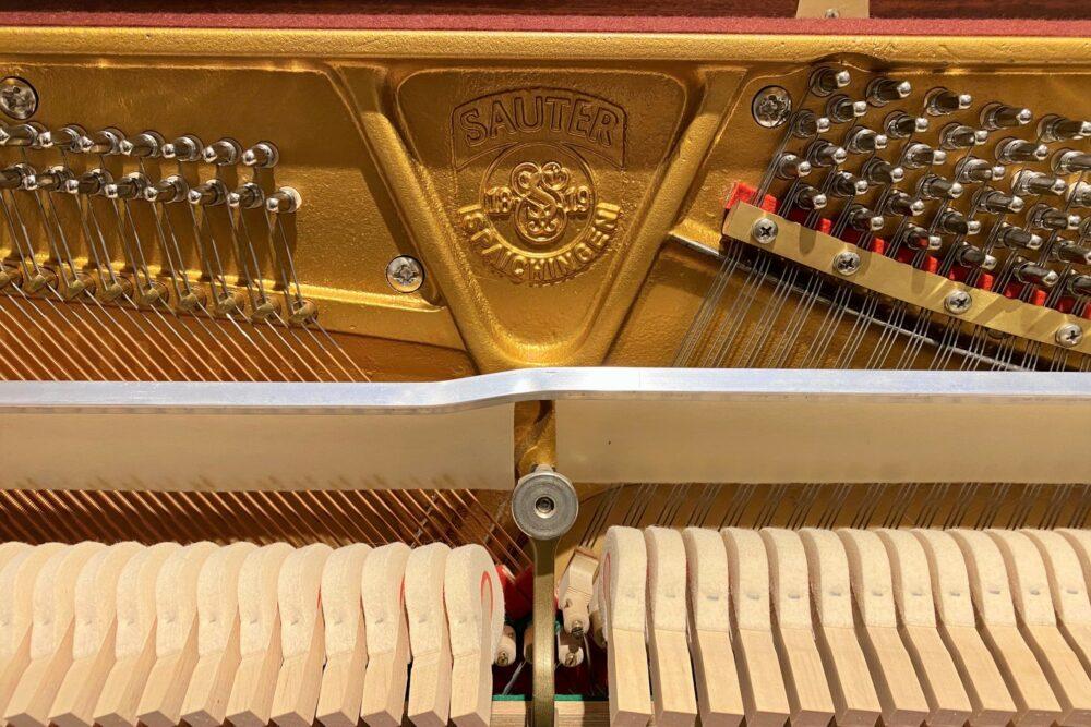 Sauter-Klavierlogo