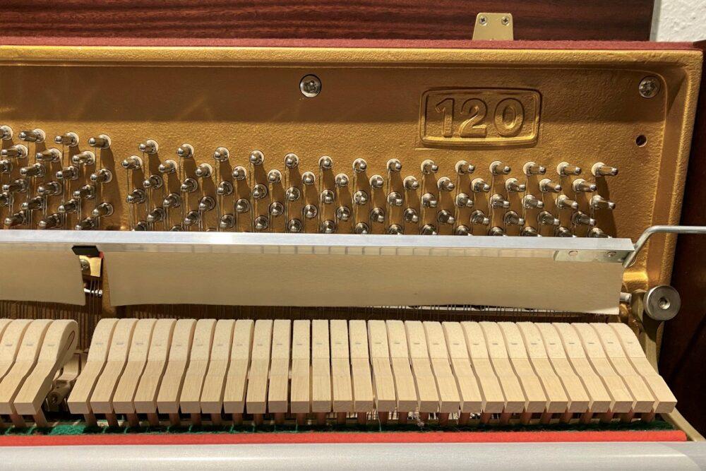 Sauter-Klaviermechanik