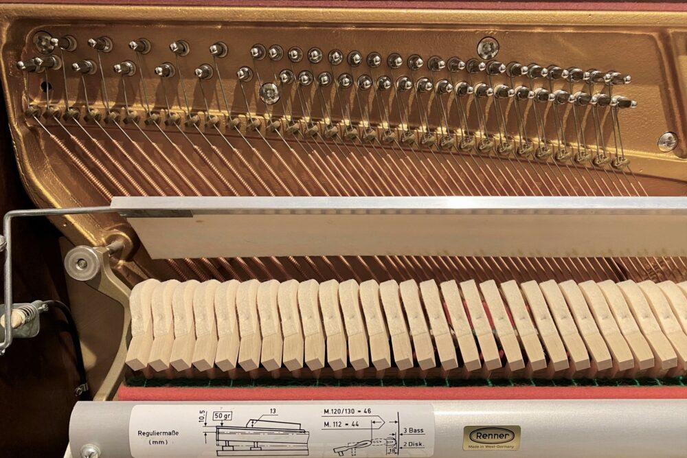 Sauter-Klaviermechanik-Renner
