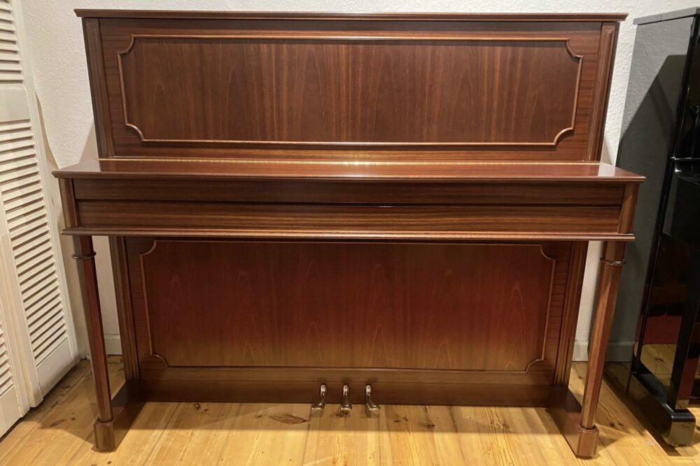 Sauter-Piano-Mod. 120-Mahagoni